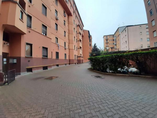Appartamento in vendita a Milano, Con giardino, 56 mq - Foto 7