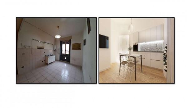 Appartamento in vendita a Milano, Con giardino, 56 mq - Foto 4