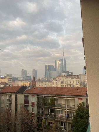 Appartamento in affitto a Milano, Moscova, Arredato, 143 mq - Foto 2