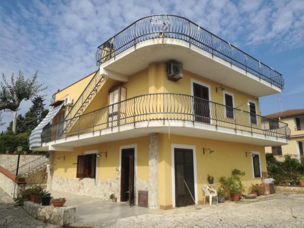 Villa in vendita a Balestrate, Con giardino, 225 mq - Foto 1