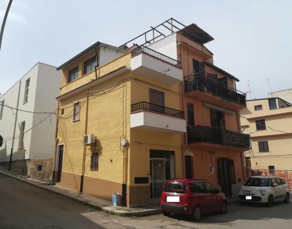 Casa indipendente in vendita a Balestrate, 70 mq