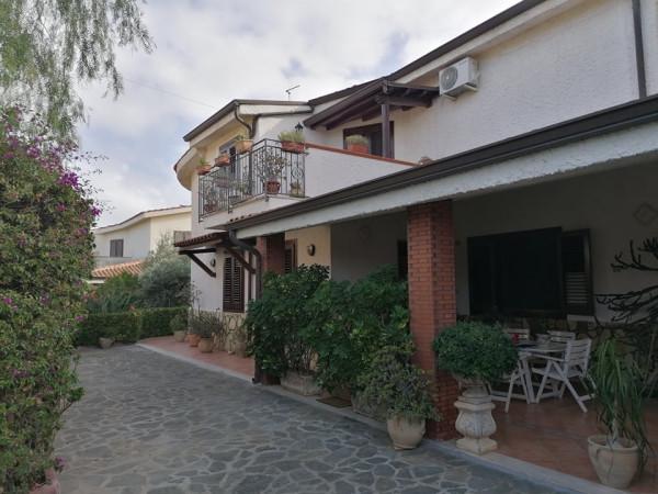 Villa in vendita a Partinico, Svincolo Balestrate, Con giardino, 155 mq