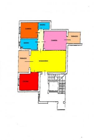 Appartamento in vendita a Spino d'Adda, Residenziale, Con giardino, 173 mq - Foto 3