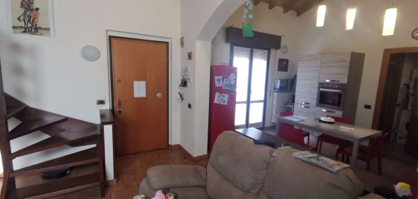 Appartamento in vendita a Cremosano, Centro, 99 mq
