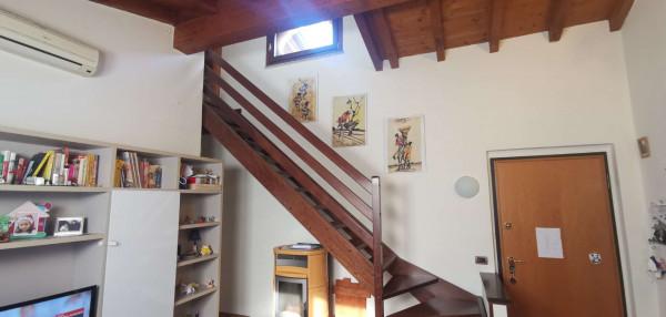 Appartamento in vendita a Cremosano, Centro, 99 mq - Foto 24