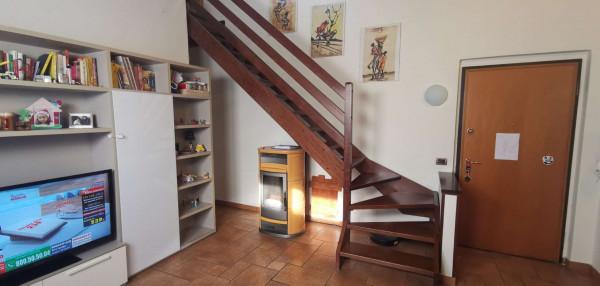 Appartamento in vendita a Cremosano, Centro, 99 mq - Foto 26