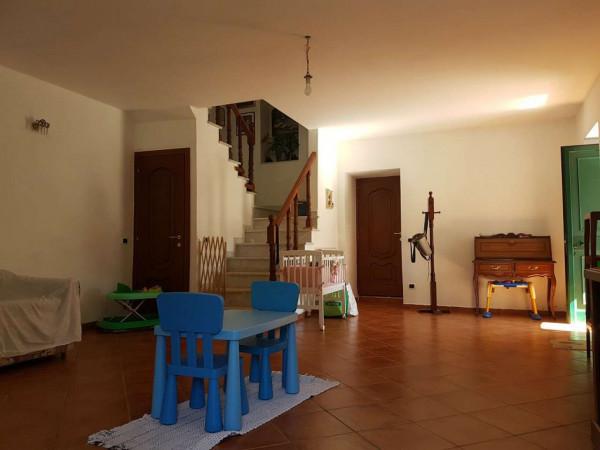 Casa indipendente in vendita a San Colombano Certenoli, Residenziale, Arredato, con giardino, 180 mq - Foto 10