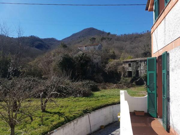 Casa indipendente in vendita a San Colombano Certenoli, Residenziale, Arredato, con giardino, 180 mq - Foto 19
