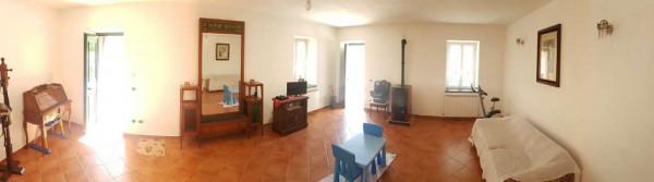 Casa indipendente in vendita a San Colombano Certenoli, Residenziale, Arredato, con giardino, 180 mq - Foto 11