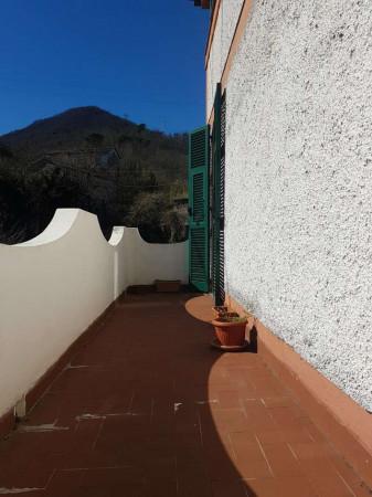Casa indipendente in vendita a San Colombano Certenoli, Residenziale, Arredato, con giardino, 180 mq - Foto 22