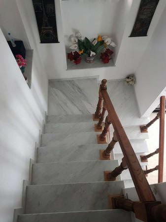 Casa indipendente in vendita a San Colombano Certenoli, Residenziale, Arredato, con giardino, 180 mq - Foto 5