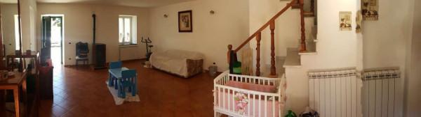 Casa indipendente in vendita a San Colombano Certenoli, Residenziale, Arredato, con giardino, 180 mq - Foto 12