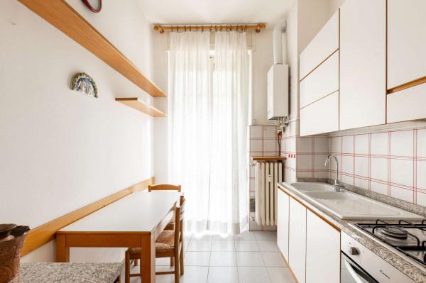 Appartamento in vendita a Milano, Vigentino, Con giardino, 100 mq - Foto 17