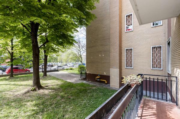 Appartamento in vendita a Milano, Vigentino, Con giardino, 100 mq - Foto 6