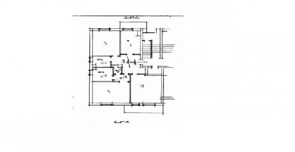 Appartamento in vendita a Milano, Vigentino, Con giardino, 100 mq - Foto 2