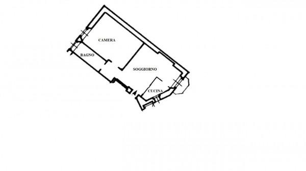 Appartamento in affitto a Milano, Rembrandt, Arredato, 70 mq - Foto 2