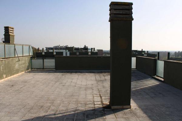 Appartamento in vendita a Roma, Dragoncello, Con giardino, 80 mq - Foto 10