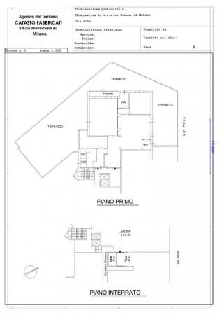 Appartamento in vendita a Milano, Isola, 150 mq - Foto 2