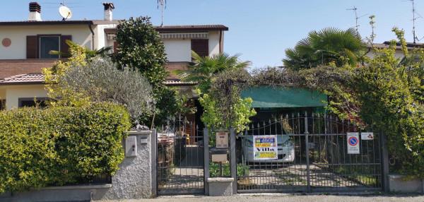 Villa in vendita a Casaletto di Sopra, Residenziale, Con giardino, 183 mq - Foto 1