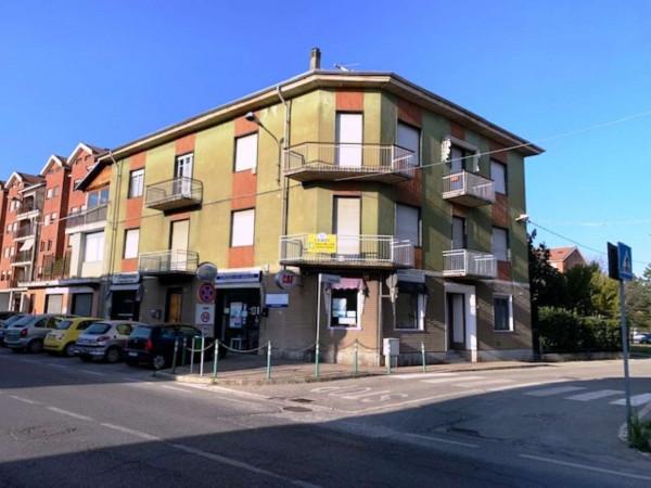Appartamento in vendita a Alpignano, Semicentro, 110 mq