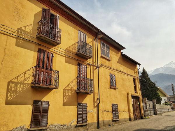 Appartamento in vendita a Bussoleno, Centrale, 110 mq - Foto 1