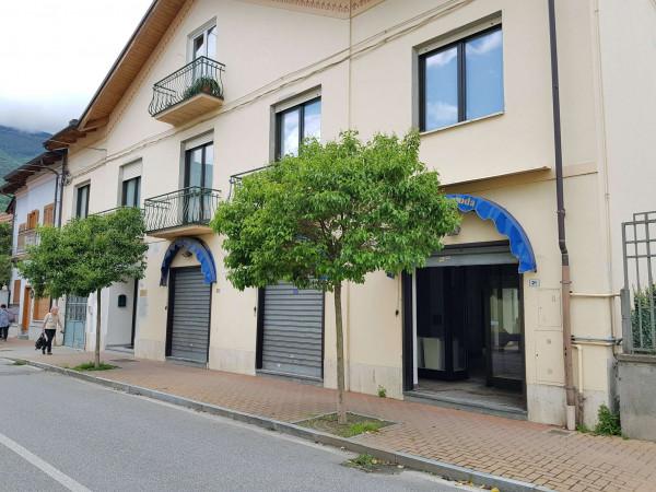 Negozio in vendita a Sant'Antonino di Susa, Centrale, 200 mq - Foto 1