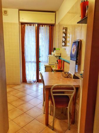 Appartamento in vendita a Rivoli, Centro, Con giardino, 65 mq - Foto 14