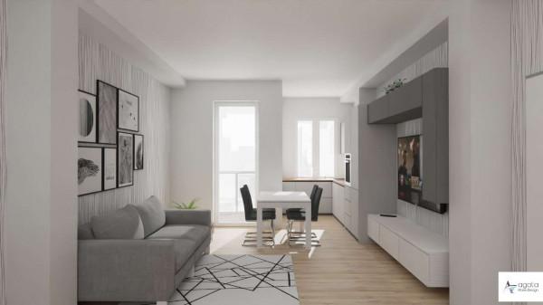 Appartamento in vendita a Rivoli, Semicentrale, 70 mq