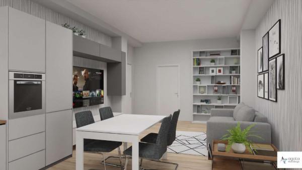 Appartamento in vendita a Rivoli, Semicentrale, 70 mq - Foto 4