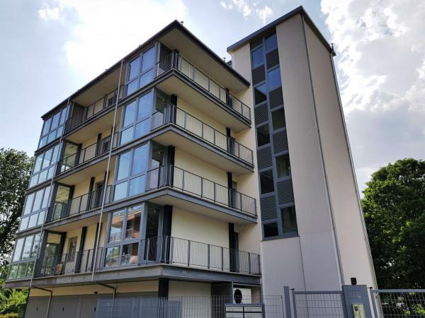 Appartamento in vendita a Torino, Cavoretto, Con giardino, 115 mq - Foto 11
