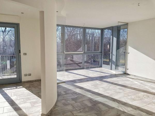 Appartamento in vendita a Torino, Cavoretto, Con giardino, 115 mq - Foto 8