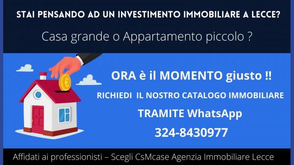 Appartamento in vendita a Lecce, Centro, 260 mq