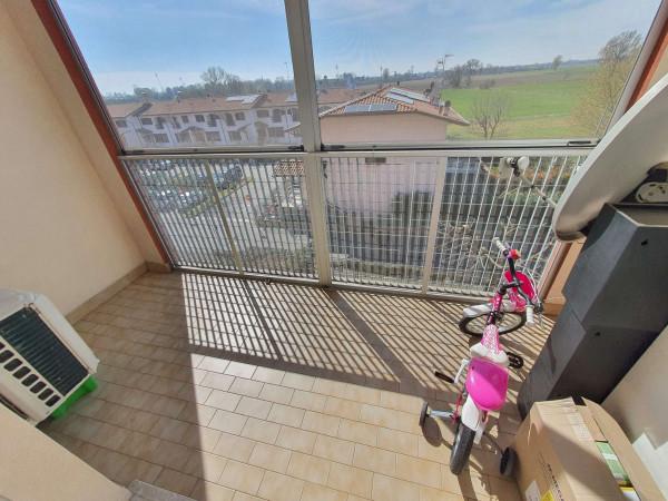 Appartamento in vendita a Mediglia, Con giardino, 111 mq - Foto 15
