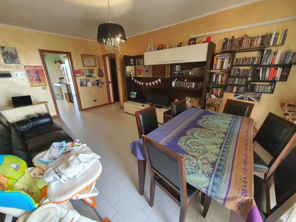 Appartamento in vendita a Mediglia, Con giardino, 111 mq - Foto 22