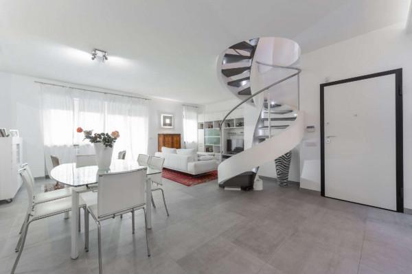 Appartamento in vendita a Milano, Vigentino, Con giardino, 200 mq - Foto 21