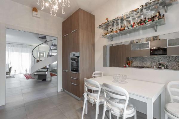 Appartamento in vendita a Milano, Vigentino, Con giardino, 200 mq - Foto 16