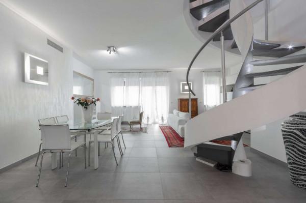 Appartamento in vendita a Milano, Vigentino, Con giardino, 200 mq - Foto 20