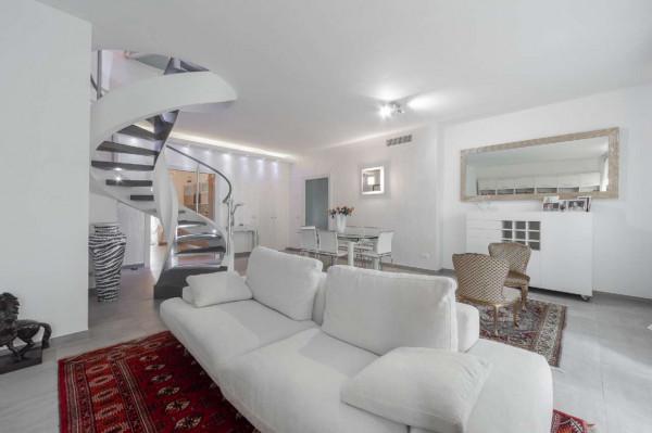 Appartamento in vendita a Milano, Vigentino, Con giardino, 200 mq - Foto 19