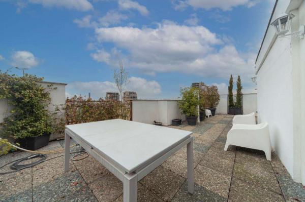 Appartamento in vendita a Milano, Vigentino, Con giardino, 200 mq - Foto 6
