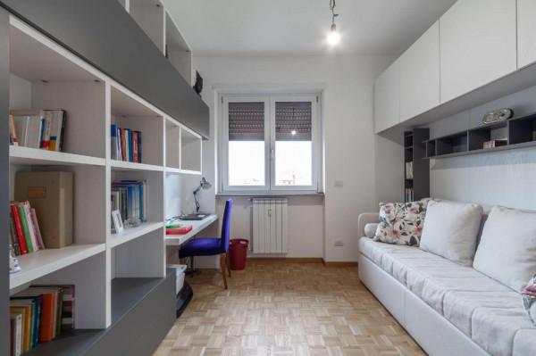 Appartamento in vendita a Milano, Vigentino, Con giardino, 200 mq - Foto 11
