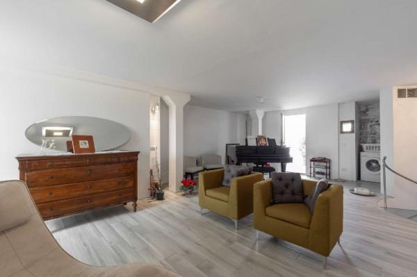 Appartamento in vendita a Milano, Vigentino, Con giardino, 200 mq - Foto 7