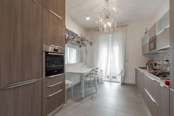 Appartamento in vendita a Milano, Vigentino, Con giardino, 200 mq - Foto 17