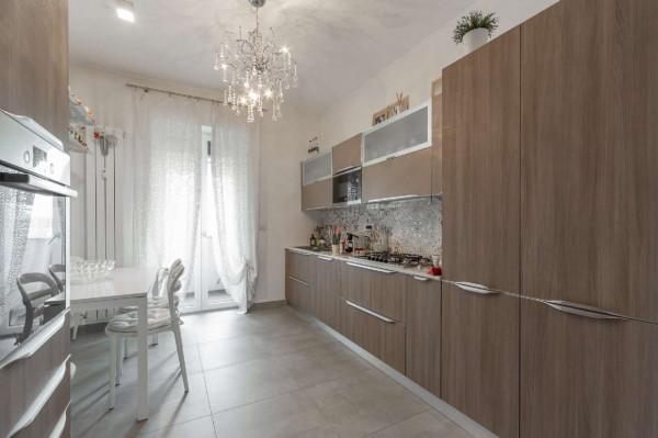 Appartamento in vendita a Milano, Vigentino, Con giardino, 200 mq - Foto 18