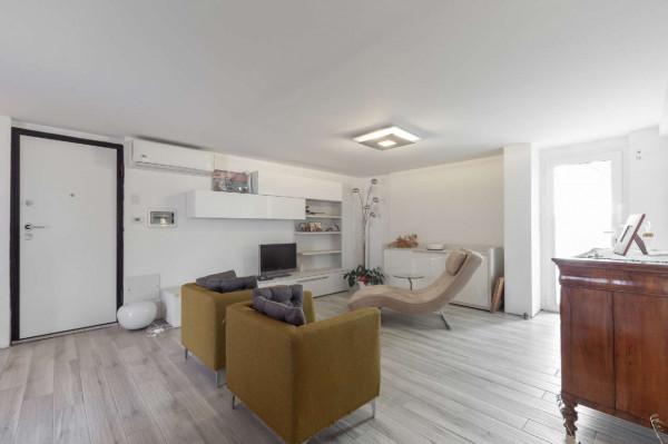 Appartamento in vendita a Milano, Vigentino, Con giardino, 200 mq - Foto 9