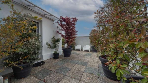 Appartamento in vendita a Milano, Vigentino, Con giardino, 200 mq - Foto 22