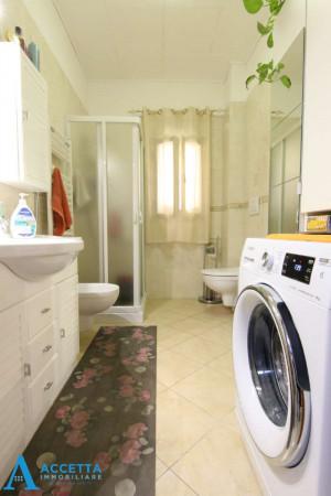 Appartamento in vendita a Taranto, Tre Carrare, Battisti, 78 mq - Foto 9