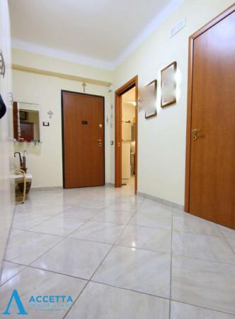 Appartamento in vendita a Taranto, Tre Carrare, Battisti, 78 mq - Foto 14
