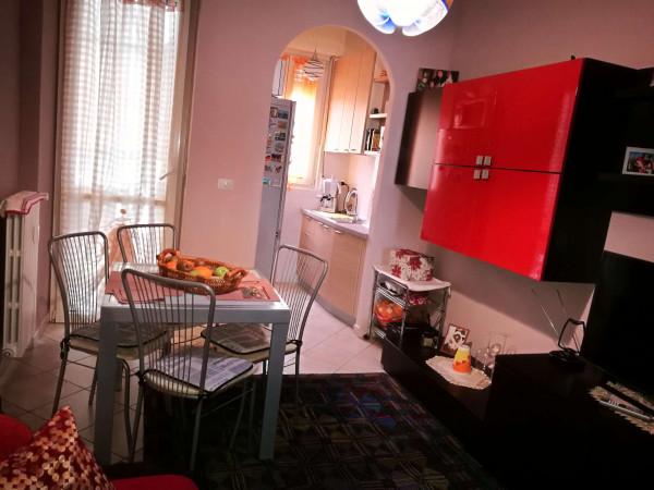 Appartamento in vendita a Nichelino, Crociera, Con giardino, 54 mq - Foto 4