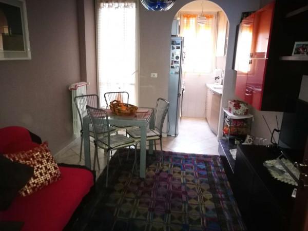 Appartamento in vendita a Nichelino, Crociera, Con giardino, 54 mq - Foto 2