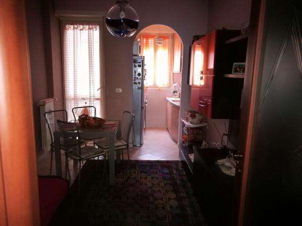 Appartamento in vendita a Nichelino, Crociera, Con giardino, 54 mq - Foto 3